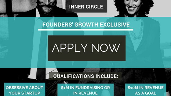 Founders' Growth Exclusive
